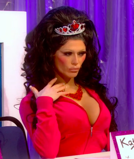 Bimini Bon Boulash literally queening over all of us as she pouted and mispronounced her way to Snatch Game hall of fame. Tiaras are the nipples of the jewellery box. And you've got lovely nipples Bimini Babes.