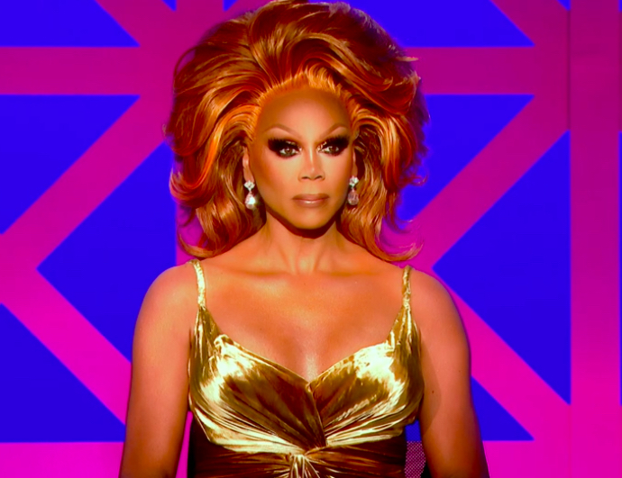 We can't review the season without giving Aunty Ru a shout. Having reached Drag God status, it goes without saying that Ru fully slayed our screens every week, and we thank you for that. RU BRITANIA.